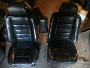 Mercedes W124 T-Modell Sportline Lederausstattung / Innenaustattung / Sitze