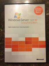 Windows Server 2003 R2 Enterprise Edition, P72-01696, 5 CAL
