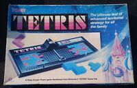 Tomy Tetris Board Game Nintendo Collector's Item Vintage Retro