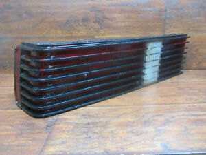 Mercury Capri, 1979, 1980, 1981, 1982, Left Driver Tail Light