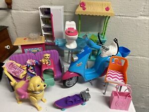Barbie Doll Accessories Mixed LOT