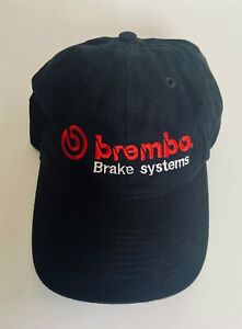 New/Old Stock Vintage OTTO Brembo Brake Systems Embroidered Hat