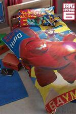 Character World Disney Big Hero 6 Next 100% Cotton 296 New Single Kids Bed Set