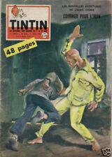TINTIN 593  BE- 1960 CT