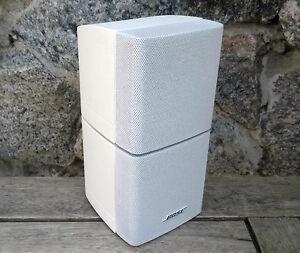 1A Bose Doppel Cube Acoustimass Lautsprecher Lifestyle V20 6 10 15 8 525 535 30