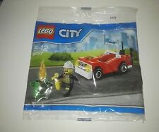 Lego City 30347 Fireman and Fire Car Polybag Brand New