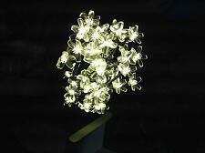 NEW LED Lights Cherry Blossom Tree Desk Decor Centerpiece Gift Floral Office