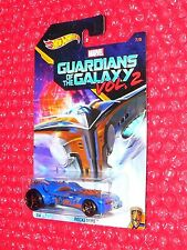 Hot Wheels Marvel Guardians of the Galaxy Vol.2 Rocketfire #7  DWD78-0910