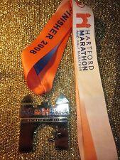ING Hartford Marathon Connencticut 2008 Race Running Finisher Marathon Medal