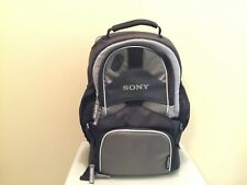 Sony camera case backpack