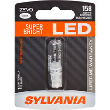 SYLVANIA ZEVO 158 T10 W5W White LED Automotive Bulb