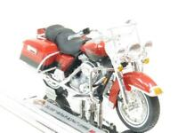 Maisto Diecast 39360 Harley Davidson Road King 1999 Red 1 18 Scale Boxed
