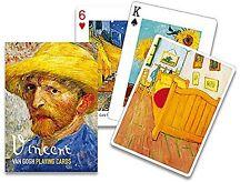Vincent Furgoneta Gogh Conjunto De 52 Jugar Tarjetas + Bromistas ( Gib )