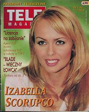 TELE MAGAZYN 99/06 (5/2/99) IZABELLA SCORUPCO AL PACINO JAMES BOND