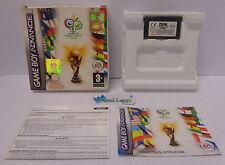 Console Game Boy GameBoy Advance ITALIANO Germania World Cup MONDIALI FIFA 2006