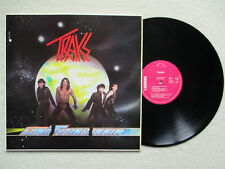 "LP 33T TRAKS ""Long train runnin'"" CARRERE 67.876 FRANCE §"
