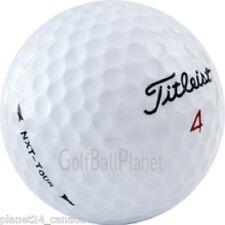 60 Near MINT Titleist NXT AAAA MIX YEARS Used Golf Balls + Free Dual Brush