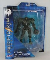 Diamond Toys Select TITAN REDEEMER Action Figure Pacific Rim Uprising Pac Movie