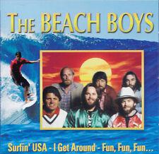 THE BEACH BOYS Surfin' USA - I Get Around EU Press Highway 69417 2010 CD