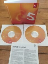 Adobe CS5.5 Design Standard For Mac - Full Retail Version -2x Mac Activations