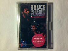 BRUCE SPRINGSTEEN In concert Mtv plugged mc cassette SIGILLATA SEALED!!!