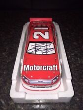 NASCAR Signed 1:24 Ricky Stenhouse Jr 2011 Charlotte Race Version RARE