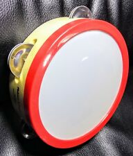 Wooden Tambourine Preschooler by Melissa and Doug Small Toy Musical Instrument