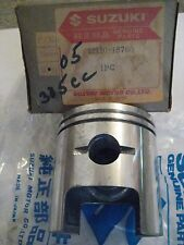 SUZUKI TC305 LAREDO/T305 RAIDER ENGINE PISTON 0.5 OVER NOS!