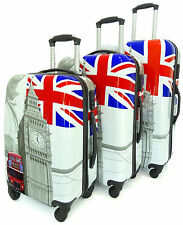 Spinner (4) Unbranded Unisex Adult Lightweight Suitcases