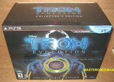Tron: Evolution Collector's Edition (Sony PlayStation 3, 2010) PS3 New Sealed