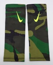 Nike Youth Pro Combat Shiver 3.0 Forearm Sleeves Camo Print Youth