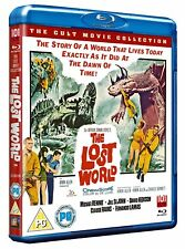 The Lost World (1960)  (Blu-Ray)  ** Brand New  **