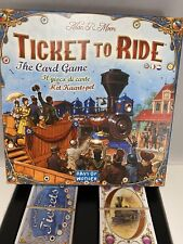 Ticket to Ride The Card Game Rare OOP Days of Wonder (C)