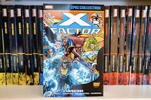 X-Factor - Marvel Epic Collection - Vol. 8 - X-Aminations