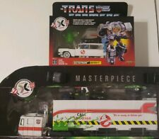 Transformers Ghostbusters Collaboration SDCC Optimus PRIME And Gamestop bundle