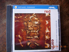 Red Earth Michael Finnissey BBC SO Brabbins CD