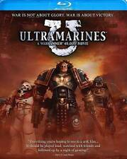 Ultramarines: Warhammer 40k Movie (Blu-ray Disc, 2013)