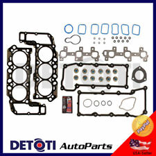 Steel Head Gasket Set Fix Kit For 02-05 Jeep Dodge 3.7L V6 VIN Code K Multilayer