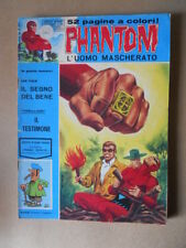 L' Uomo Mascherato Phantom n°42 1973 Cronologica   [G887] NO INSERTO