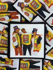 Salt-N-Pepa Patch - old school hip hop rap salt n pepa push it golden era 80s