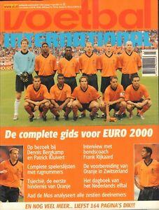 V.I. 2000 nr. 23 - DE COMPLETE GIDS VOOR EURO 2000/HAZES & KLUIVERT/RIJKAARD