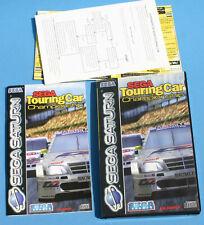 jeux Sega Saturn Sega Touring car championship pal/secam