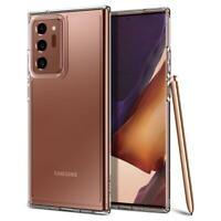 SPIGEN Samsung Galaxy Note 20 ULTRA Handyhülle Hülle Case Ultra Hybrid Clear