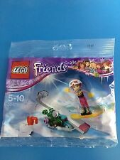 LEGO 30402 Friends Snowboard polybag New and sealed Christmas free Uk postage