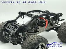 QingLeng Nylon Body Keel Roll Cage Chassis Protect for TRAXXAS E-MAXX EMAXX