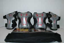 Bone Shieldz Deluxe Gear Knee And Wrist Guards Size Medium. Pre-owend.