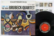DAVE BRUBECK QUARTET TIME OUT COLUMBIA YS-214 Japan FLIPBACK COVER VINYL LP