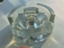 WMF Crystal Glass Tea Pot Warmer with Tea Light Boxed