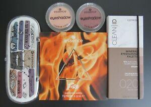 Essence Catrice Set 5-teilig | Lidschatten Eyeshadow Palette | NEU + OVP