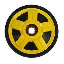 SKIDOO MXZ SUMMIT GSX GTX RENEGADE Idler Wheel 141mm 5.55 X 20mm Yellow